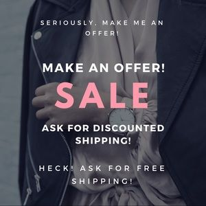 Other - Make an offer or bundle for a private discount!